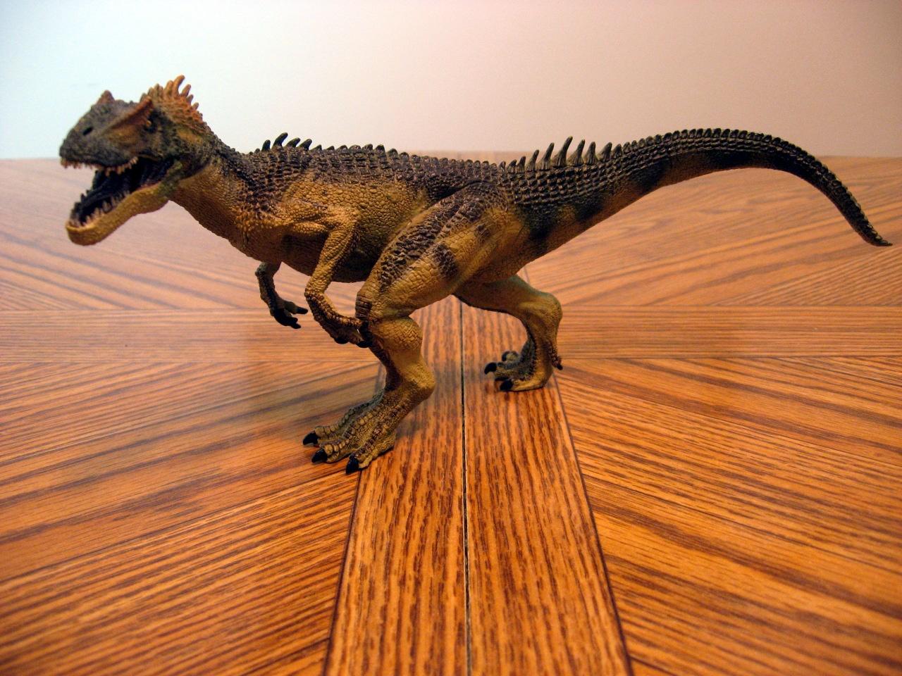September 2011 Dinosaur Cowboys Tabletop Skirmish