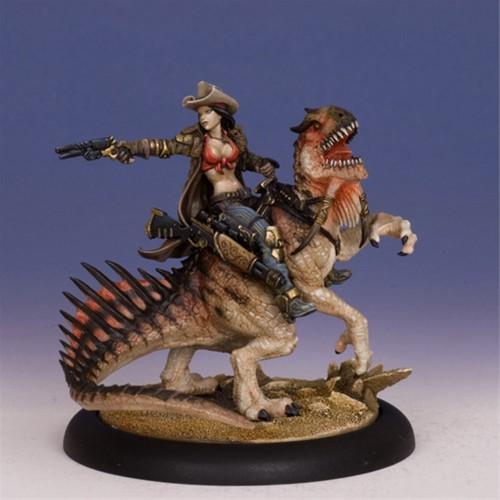 Studio Mcvey Dinosaur Cowboys Tabletop Skirmish Game