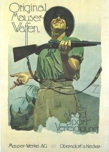Original-Mauser-Waffen