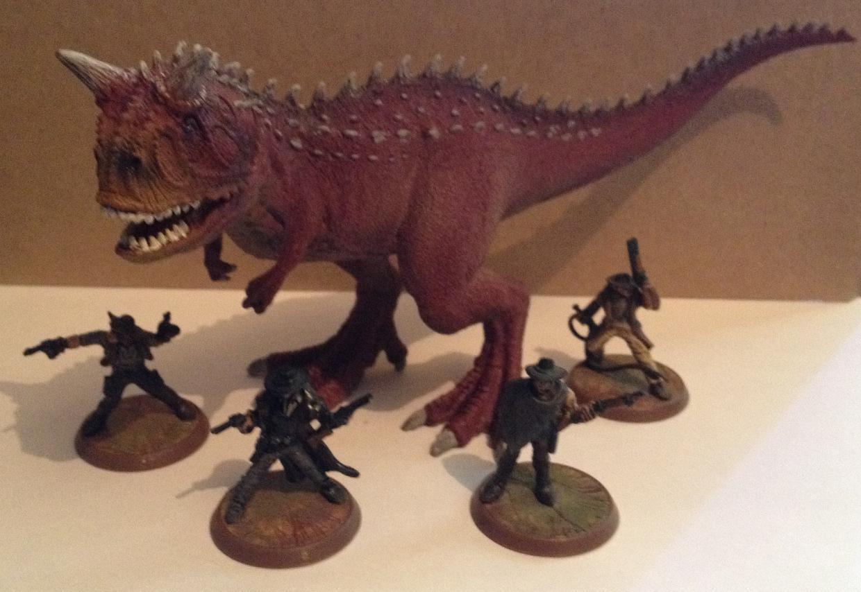 pachyrhinosaurus vs carnotaurus - photo #40
