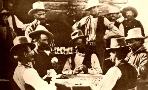 Poker-Saloon