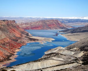 Flaming-Gorge-scenery