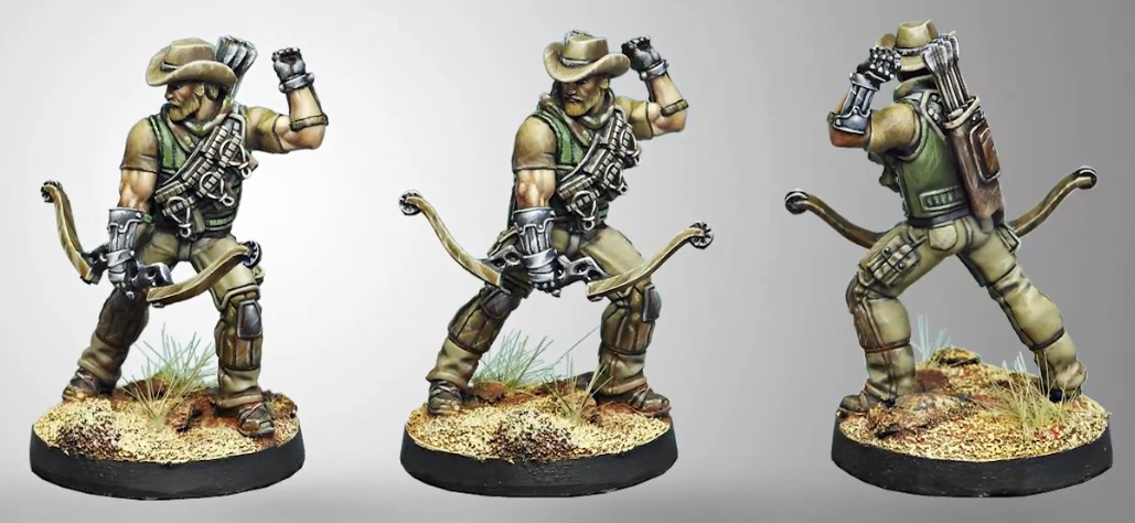Frontiersman The Perfect Dino Hunter Upcoming Infinity