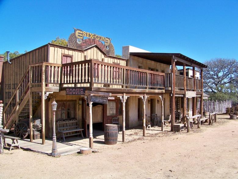 Wild-West-Town