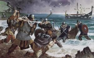 Vikings-Charging