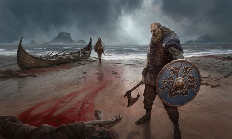 Vikings-on-the-Shore