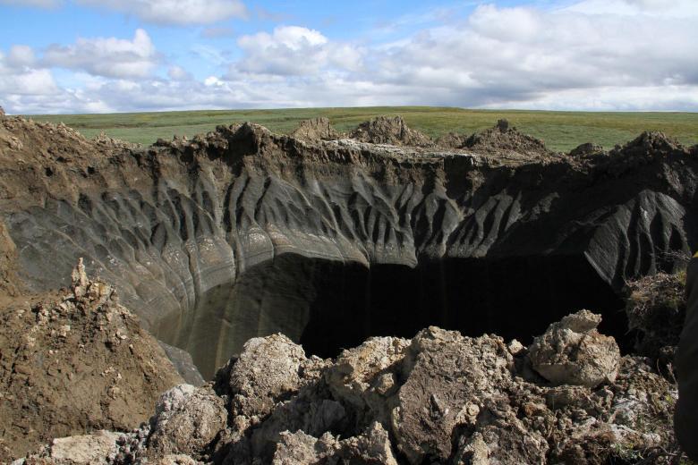 Siberian-Crater